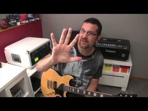 Playing Modal Part 2 - Major Modes