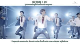 EXO - LOVE ME RIGHT [Italian+Hangul+Korean lyrics]