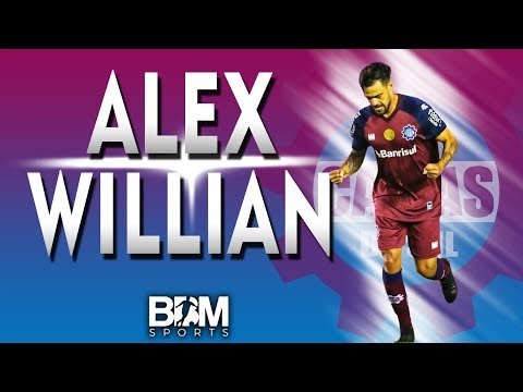 ● Alex Willian ● Offensive Midfielder ● 2019 ●