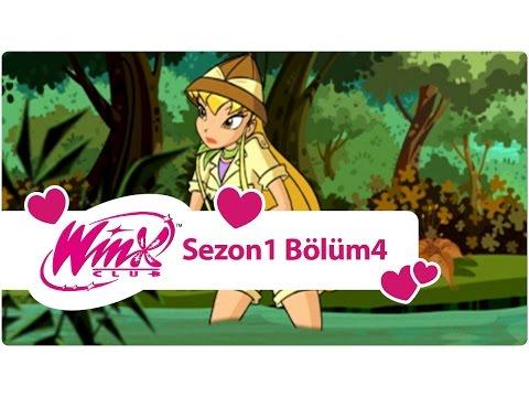 Winx Club - Sezon 1 Bölüm 4 - Karaçamur Bataklığı