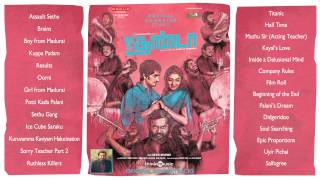 Jigarthanda (Original Background Score) - Juke Box
