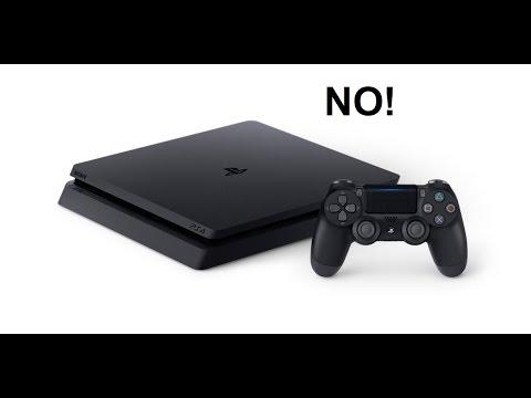 PS4 Slim? Hell No! & PS4 Pro News! Worth It??