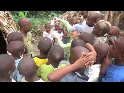 The Polaroid Project: Nduye, Congo, DRC