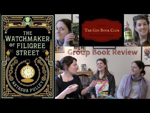 Review | The Watchmaker of Filigree Street by Natasha Pulley