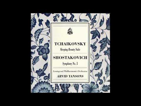 Tchaikovsky - Sleeping Beauty Suite (Leningrad PO - Arvid Jansons)