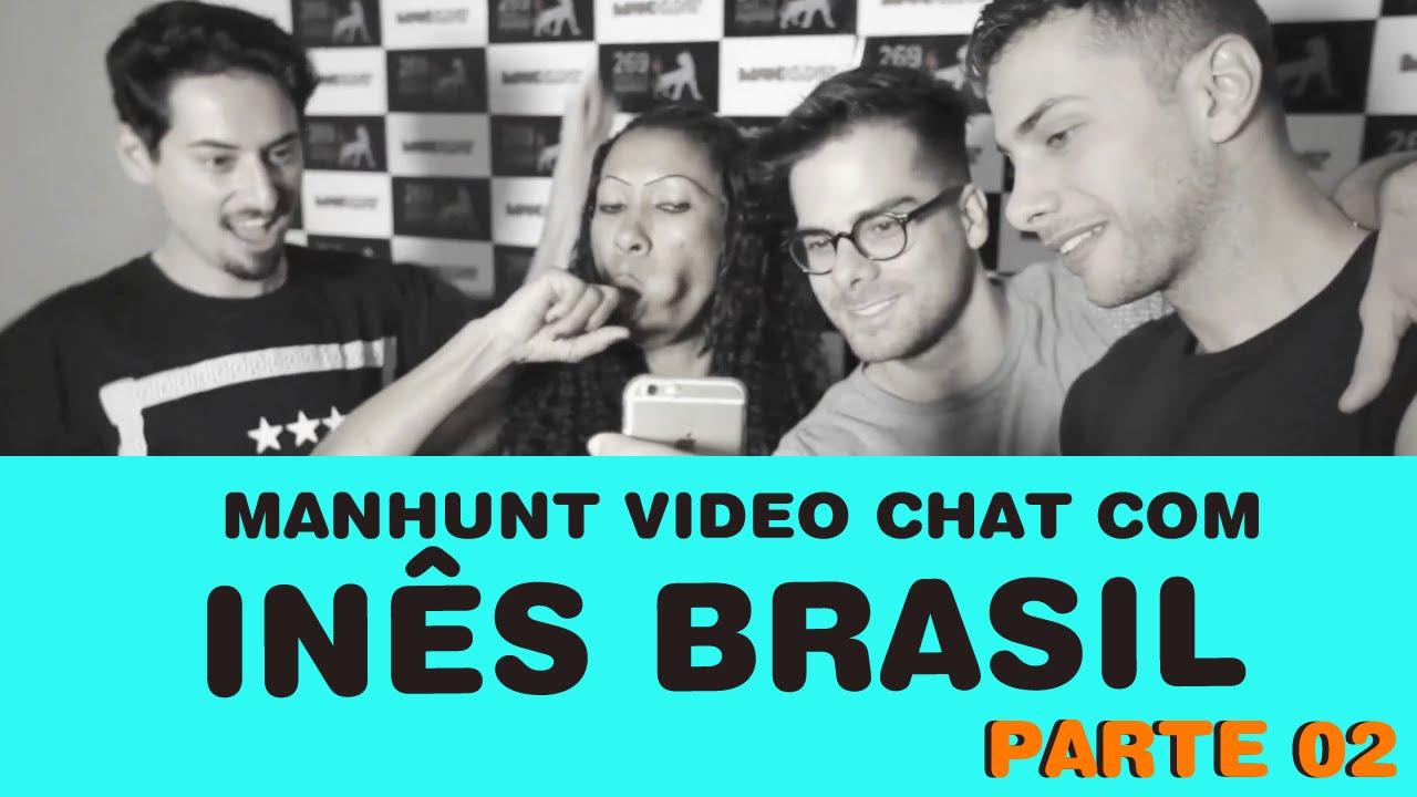 Manhunt video chat