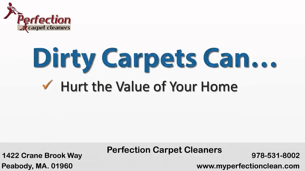 Carpet Cleaning Peabody MA - YouTube