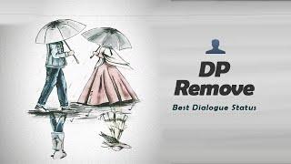 DP Remove || New Sad Status 2021|New Whatsapp Status 2021 #Short |Sad Shayari | Rahul Aashiqui Wala