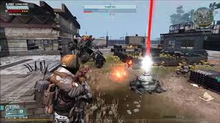 Defiance Gameplay 2017- Freight Yard Capture And Hold PvP- pc part 38