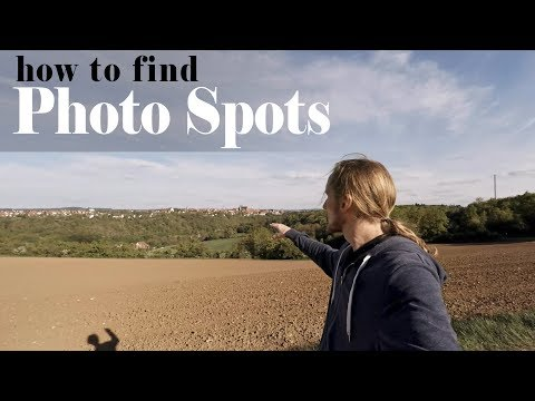How To Find Great Photo Spots - Location Research