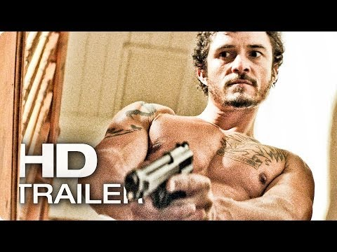ZULU Offizieller Trailer Deutsch German | 2014 Orlando Bloom [HD]