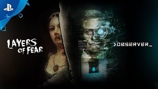 Layers of Fear & Observer Bundle - Launch Trailer | PS4