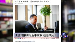 焦点对话:王健林撇清习近平家族,适得其反? thumbnail