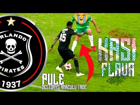 Vincent Pule Send😂 Amazulu's EmilianoTade 😂 To The DryCleaners🔥⚽With Kasi Flava Flick⚽🔥