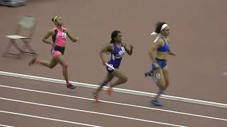 Wild 4x4 Finish At Texas A&M High School Indoor Classic