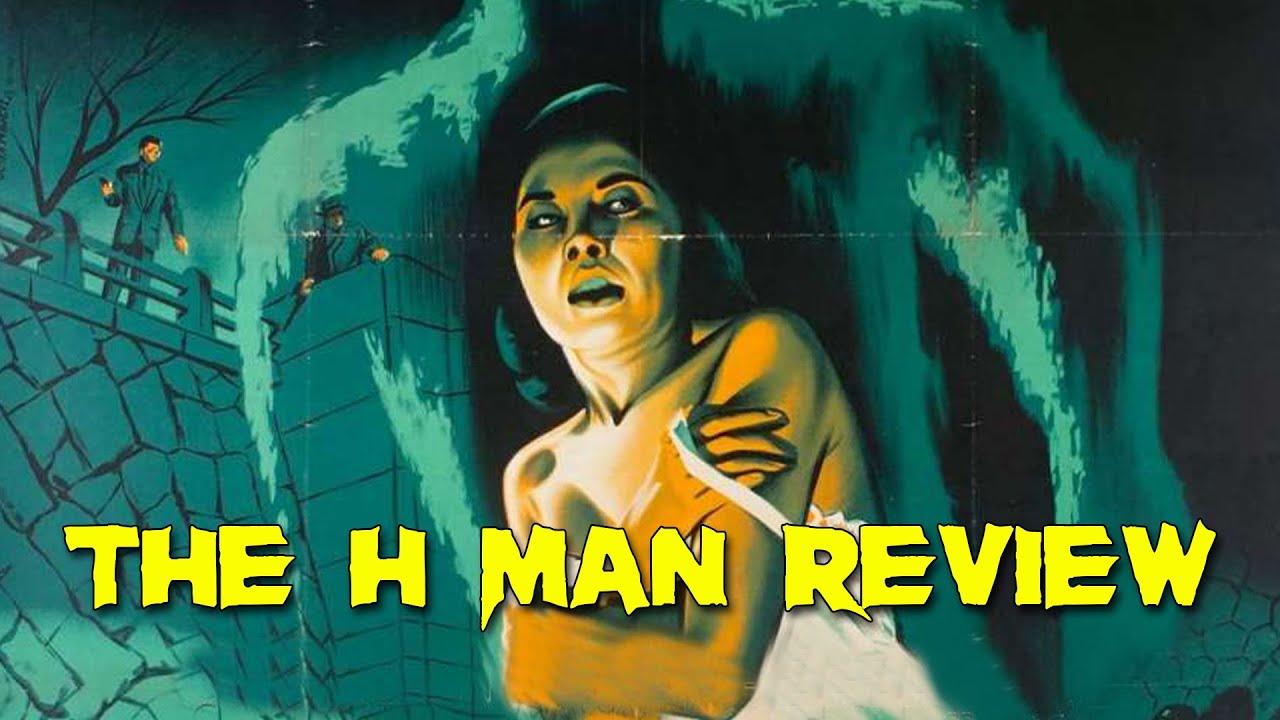 Download The H Man | 1958 | Movie Review | Masters of Cinema #241 | Ishiro Honda | Blu-ray