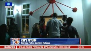 Ese Oruru Released To Family In Bayelsa