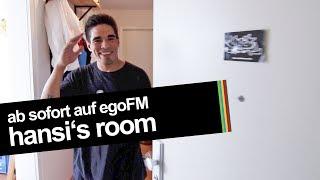 Hansi's Room ab sofort auf egoFM