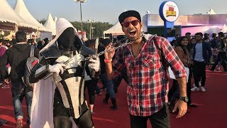 Comic Con Delhi 2017 | A Day With Superheroes