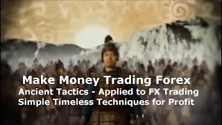 Best Forex Trading Strategies:  Simple FX Strategy That Works