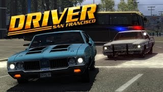 Driver San Francisco- Free Roam Cop Chases (Dodge Monaco MOD)