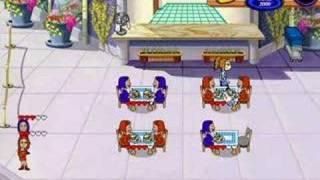 Diner Dash 2 Levels 1-4