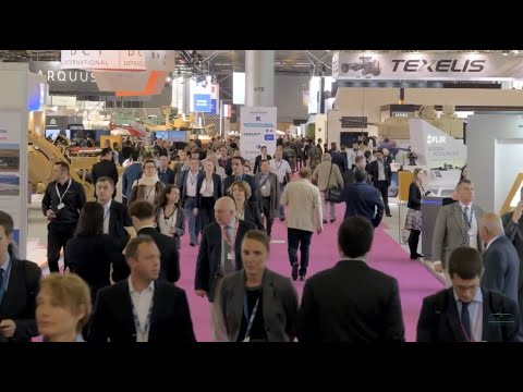 EUROSATORY 2022 THE DEFENCE & SECURITY GLOBAL EVENT Teaser #defence #security #eurosatory #tradefare