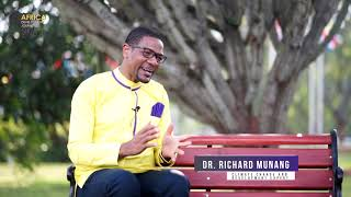 Africa Development Journey Show with Dr. Richard Munang