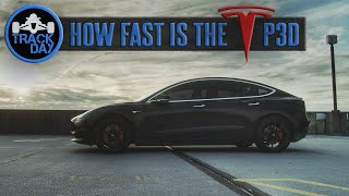 How FAST is the Tesla Model 3 Performance [450HP] | P3D Acceleration Test Review