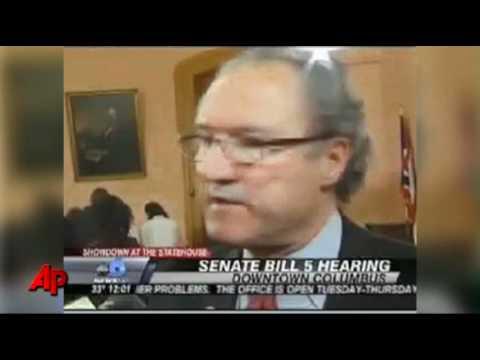 Ohio House Panel OKs Public Worker Union Bill