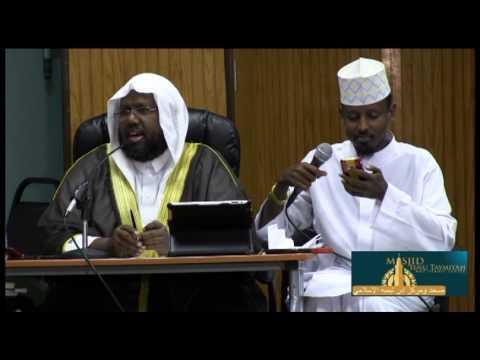 aroosyada maxaa ka jira + sualo iyo jawaabo by sheikh mohamed idiriis.