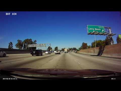 91 west and 710 freeway