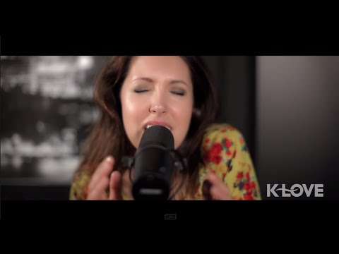 "K-LOVE - Francesca Battistelli ""He Knows My Name"" LIVE"