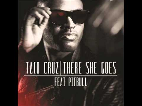 Taio Cruz ft. Pitbull - There She Goes (Instrumental / Karaoke)