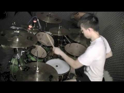 The Faceless - Accelerated Evolution Drum Cover by Wilfred Ho