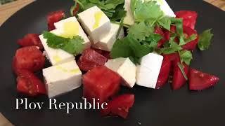Салат Самый вкусный летный салат Простые рецепты cooking