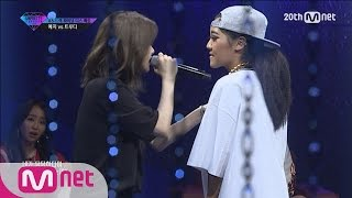 [UNPRETTY RAPSTAR2]Track#6Dok2 Final Diss Battle Truedy VS Yeji EP.06 20151016