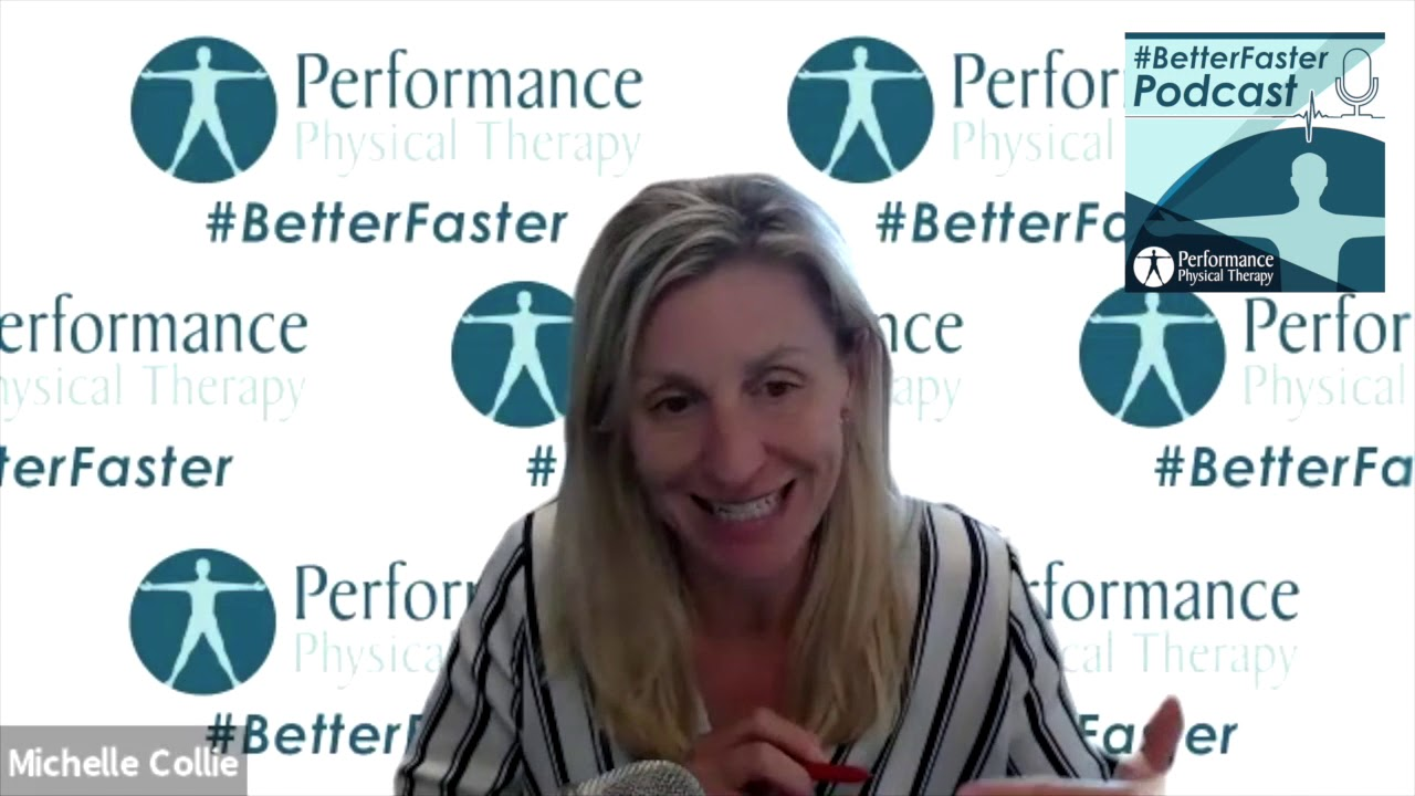 #BetterFaster Podcast - Common Golf Injuries - Dr. Brian Hay