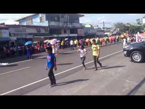 "Sorsogon City Kasanggayahan 2015 ""Pantomina sa Tinampo"""