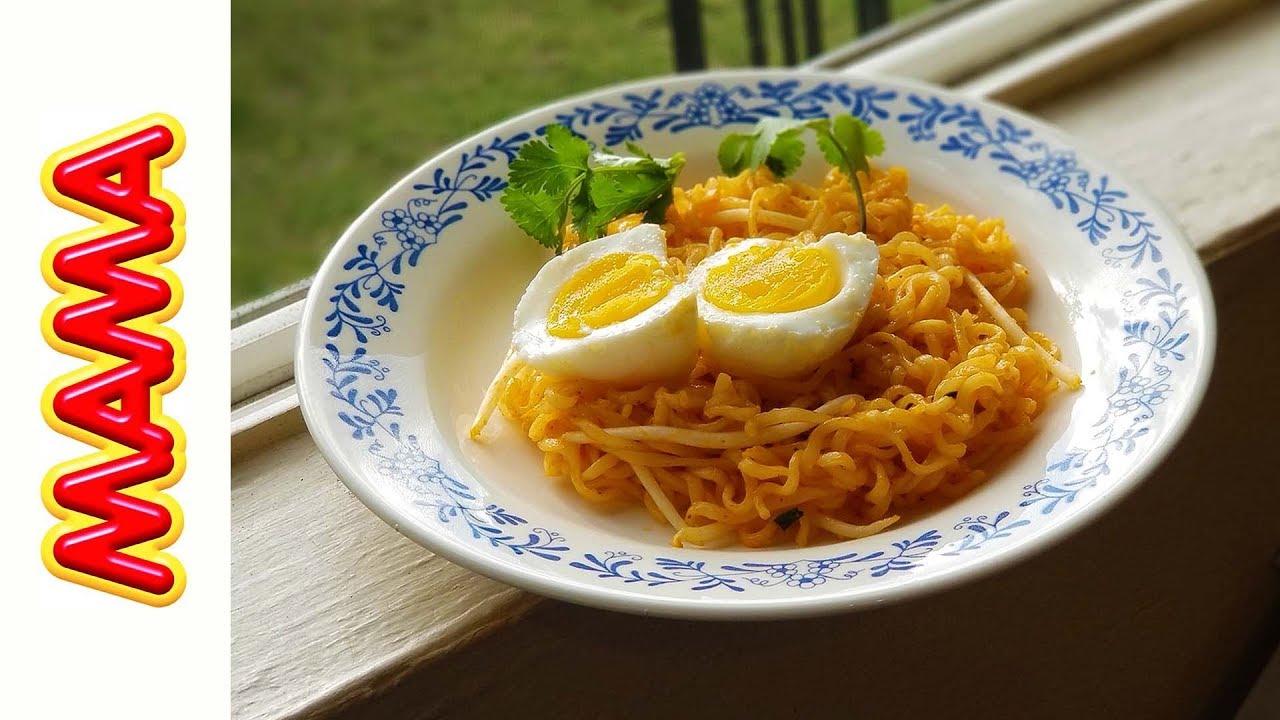 3144 Mama Oriental Kitchen Stir Fried Salted Egg Thailand