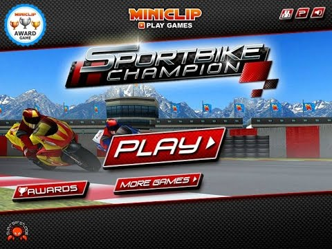 sportbike champion car racing games games for kids