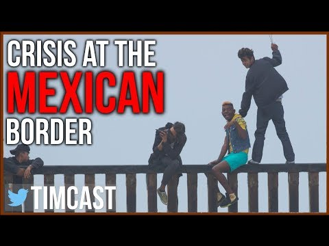 Trump VS Democrats, National Emergency At The Mexican Border