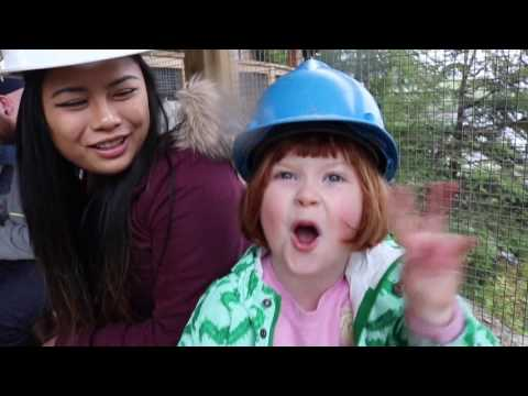 Our Little Tour Guide (ft. Britannia Mine Museum)
