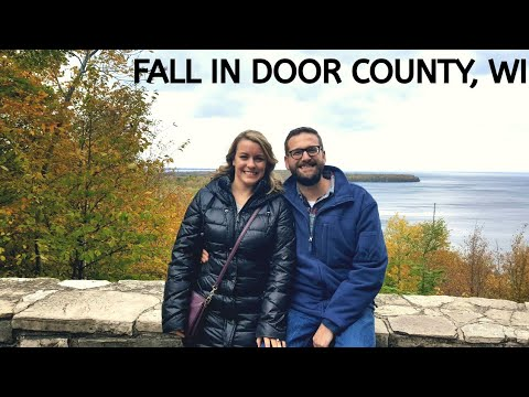 Fall In Door County, Wisconsin 🍁