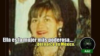 """Ella es la mujer más poderosa del narco en México. Le dicen """"La Narcomami""""."""