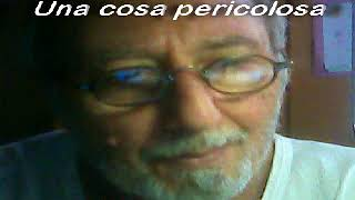 """A. CELENTANO """"UNA COSA PERICOLOSA"""" Giuseppe Puglia"""
