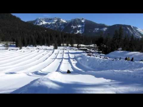 Inner Tubing - The Summit at Snoqualmie