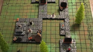 How to build your own BATTLEMAT with LOCKABLE TILE SYSTEM!
