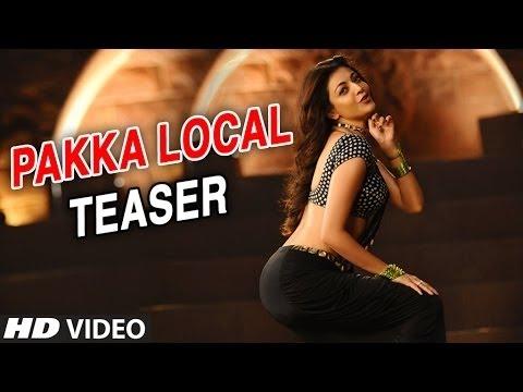 "Pakka Local Video Teaser | ""Janatha Garage"" | Jr NTR, Mohanlal, Samantha | Kajal Aggarwal Video Song"