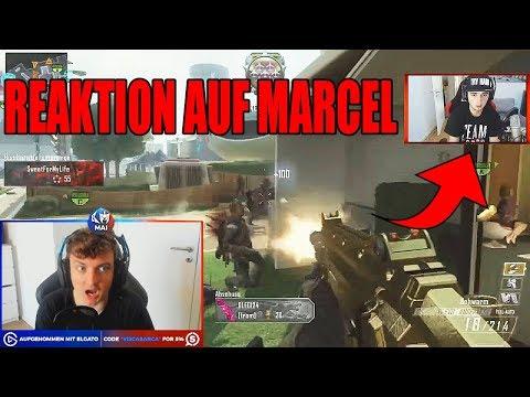 Reaktion auf Marcels kranke Gameplays | Barca